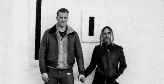 Iggy Pop e Josh Homme no brilhante clipe de Sunday
