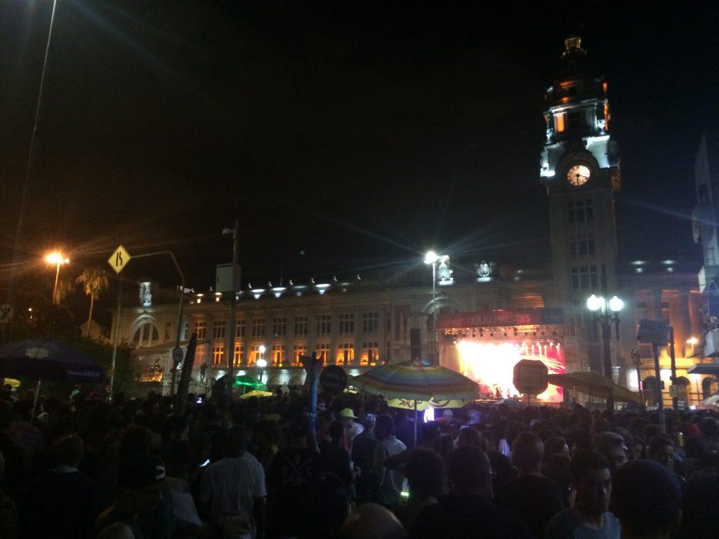Nação Zumbi na Virada Cultural 2016