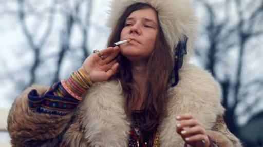 Janis Joplin redescoberta no filme Janis – Little Girl Blue