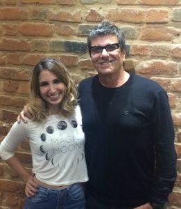 Manuela Mesquita e Evandro