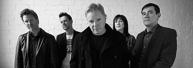 New Order com show único em São Paulo em tour Sulamericano