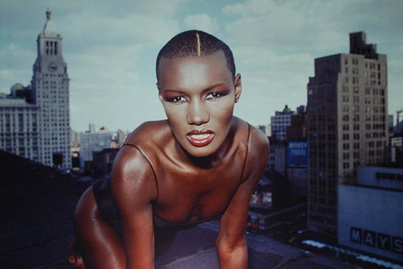 Grace Jones eterna