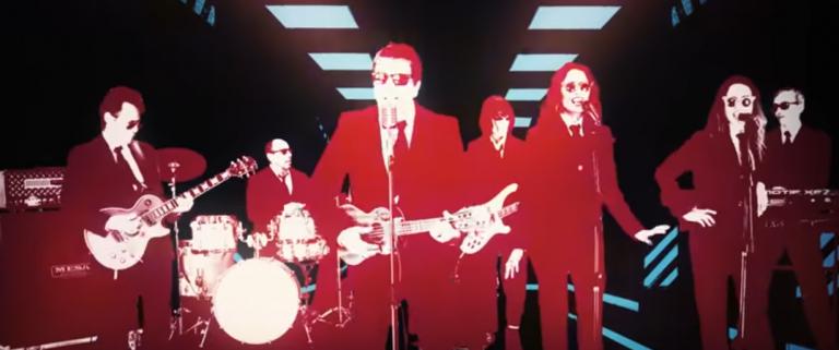 Banda Blitz volta dos 80´s inspirada no vídeo de Estrangeiro Aventureiro