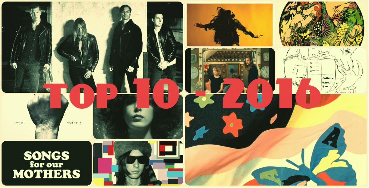 Melhores álbuns de 2016 + Top 10 canções nacionais e estrangeiras de 2016 – Lista Vi Shows 2016 álbuns e sons do ano