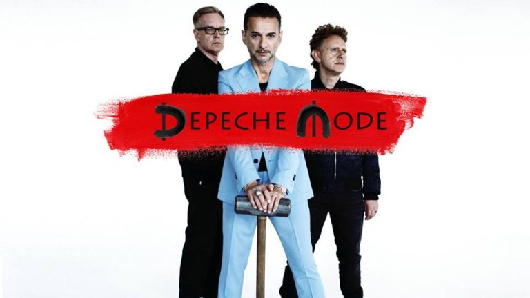 "Novo Depeche Mode na pista em ""Where's The Revolution"""