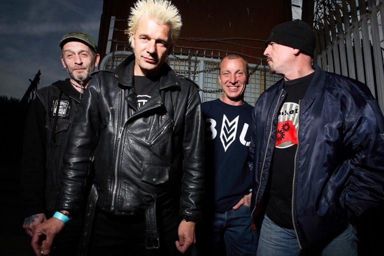 Street Punk do GBH em mini tour por cidades do Brasil