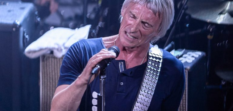 Paul Weller apresenta A Kind Revolution
