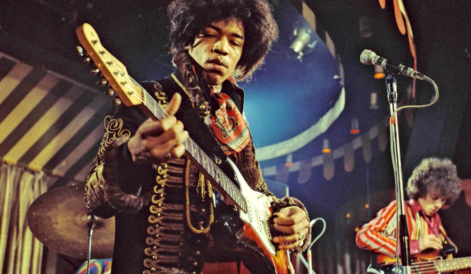 "Decifrando Hendrix no mítico ""Are You Experienced"""