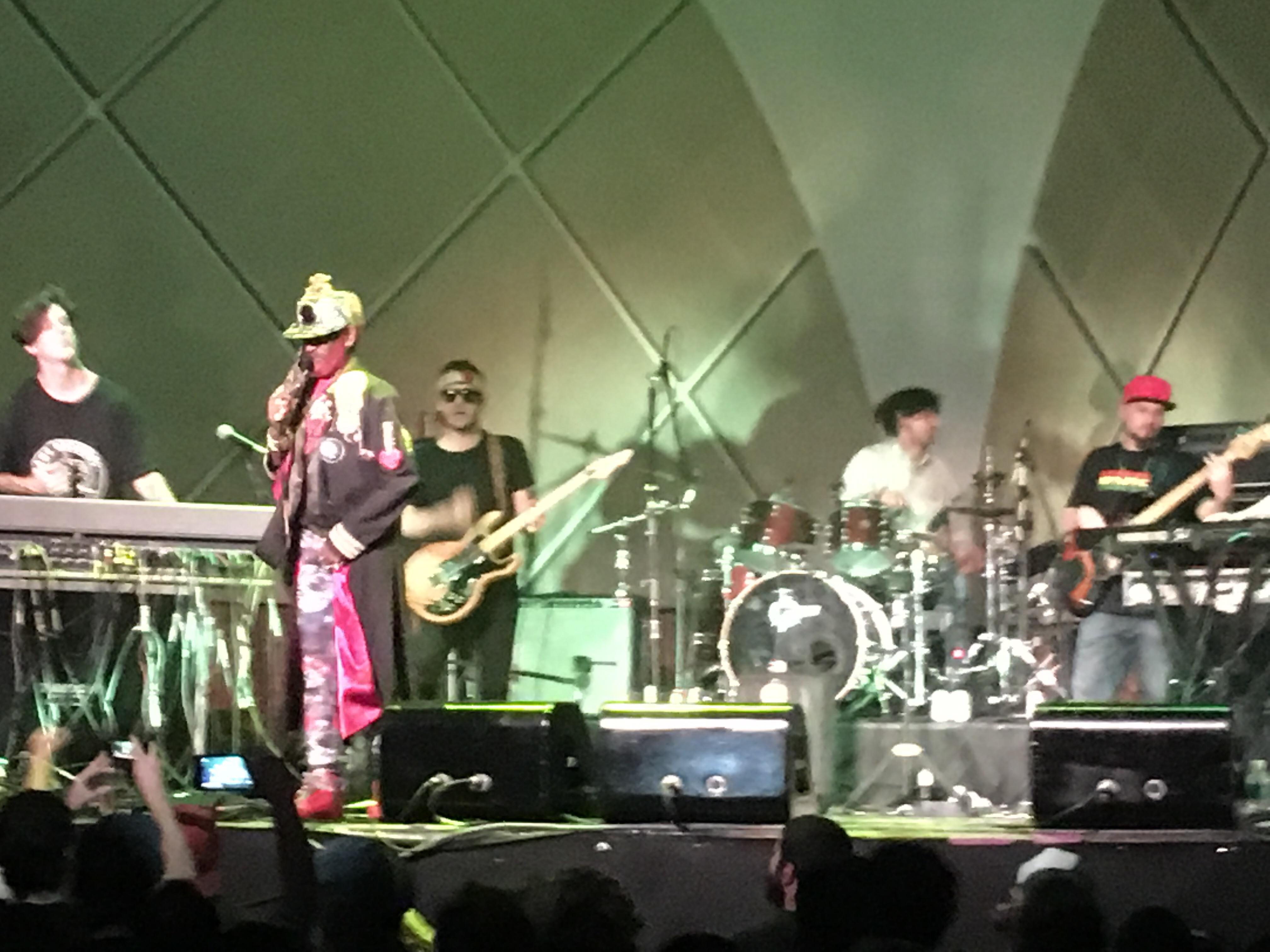 O Dub de Lee Scratch Perry em noite perfeita no Cine Jóia (Ago/2017)