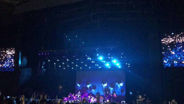 Toda musicalidade de John Mayer ao vivo em São Paulo
