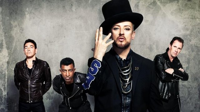 Culture Club no Brasil + Playlist com Top10 Hits da banda de Boy George