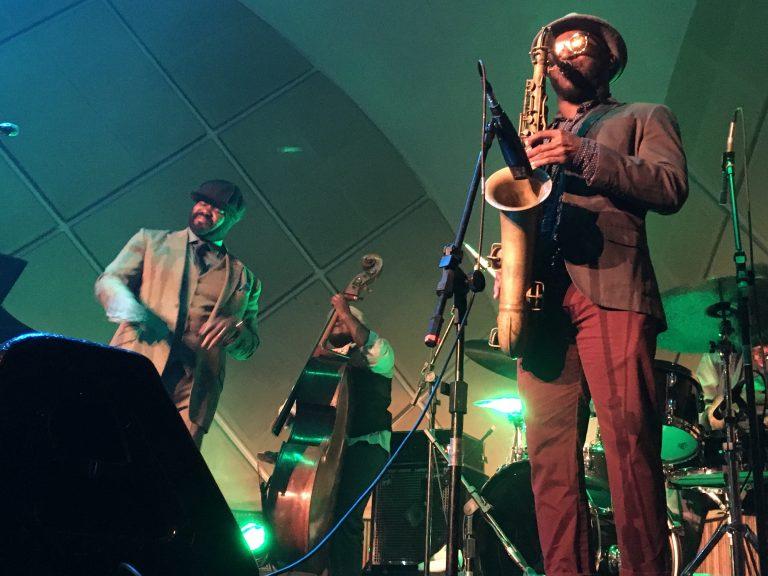 Gregory Porter e super banda em apresentação histórica em São Paulo