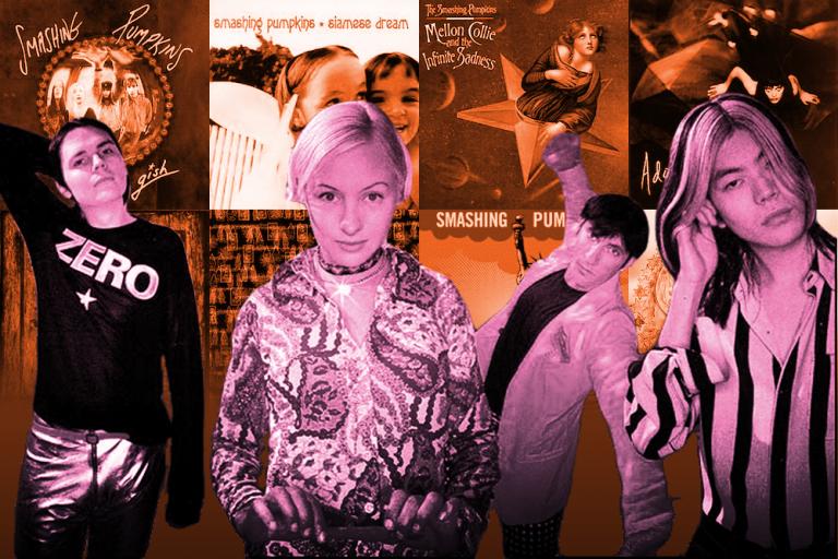 A volta do Smashing Pumpkins clássico… só questão de tempo
