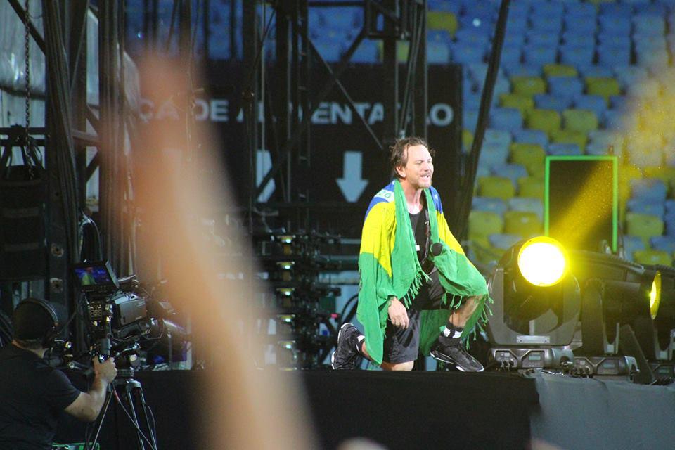 Pearl Jam no Maracanã + Lolla 2018, e nosso palpite de setlist