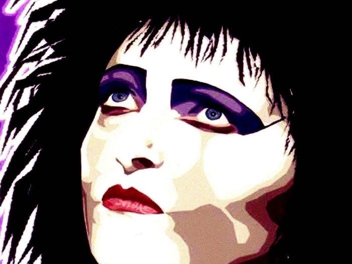 Mais uma primavera para Siouxsie Sioux – lembrando de sua estréia no Brasil em 1986