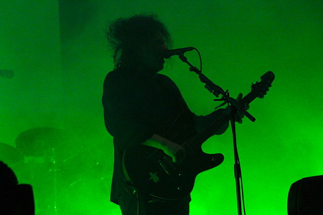 Tudo pronto para o show de 40 anos do The Cure – Exclusivo