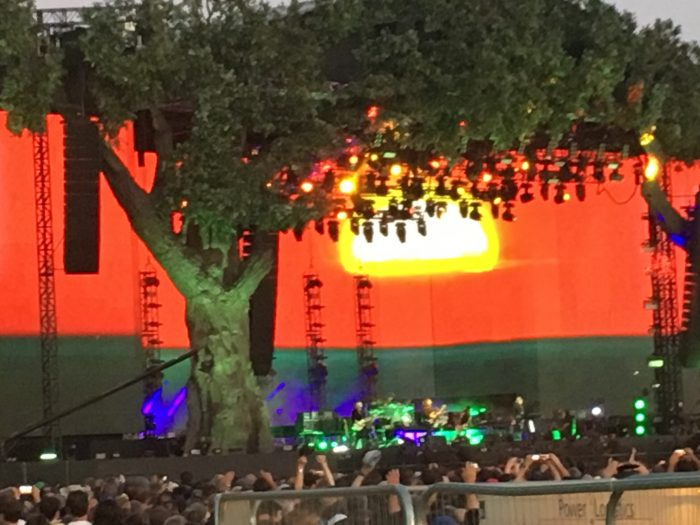 Fotos The Cure 2018 - Hyde Park