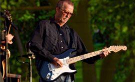 Eric Clapton no BST 2018 - Hyde Park