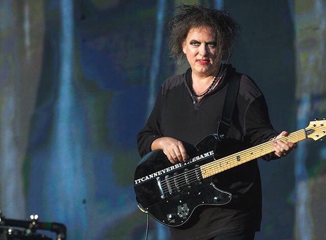Robert Smith - The Cure - 2018 Hyde Park