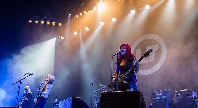 L7 Tour 2018 no Brasil
