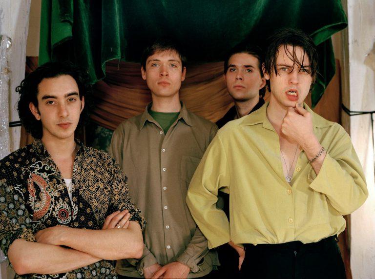 Em Under the Sun quarteto Iceage renova o ArtRock para o milênio