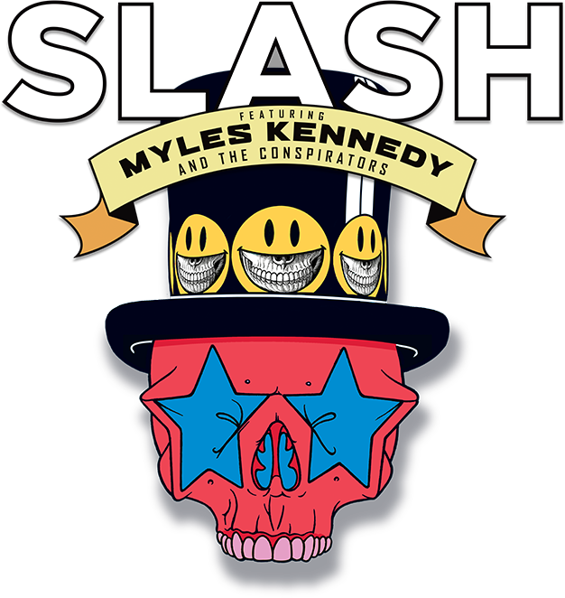 Slash retorna com Myles Kennedy para super tour 2019 no Brasil