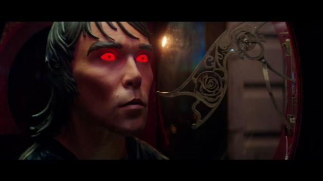 Vídeo de From Chaos To Harmony mostra Ian Brown em versão animatronic