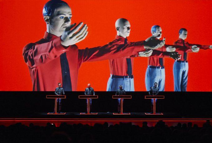 Men Machine - Kraftwerk