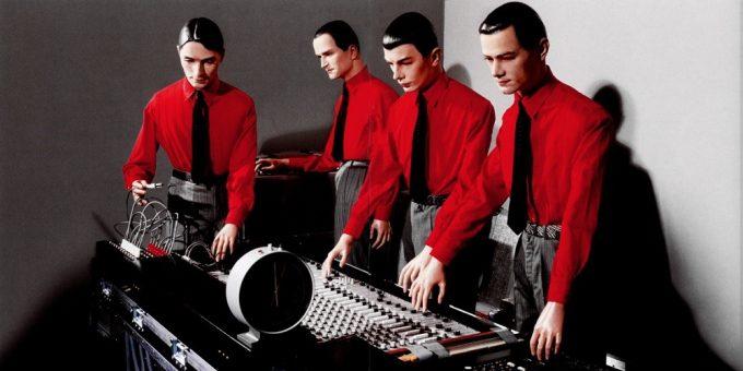 O homem máquina - a máquina homem - Perfil Kraftwerk