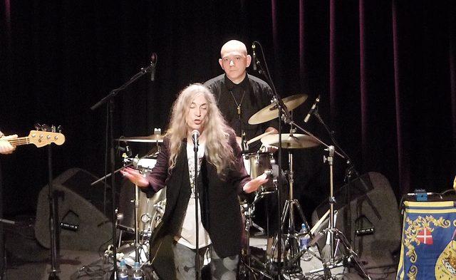 Aquecimento Patti Smith no Brasil – Perfil, Playist e setlist previsto para os shows