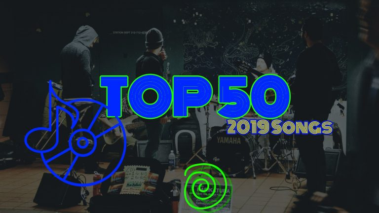 Top 50 canções de 2019 + Playlist Top50 2019 Vi Shows