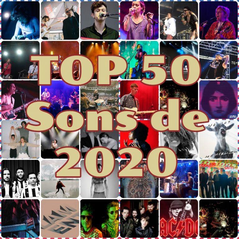 Top 50 Sonzeiras de 2020 – Playlist com as melhores canções de 2020