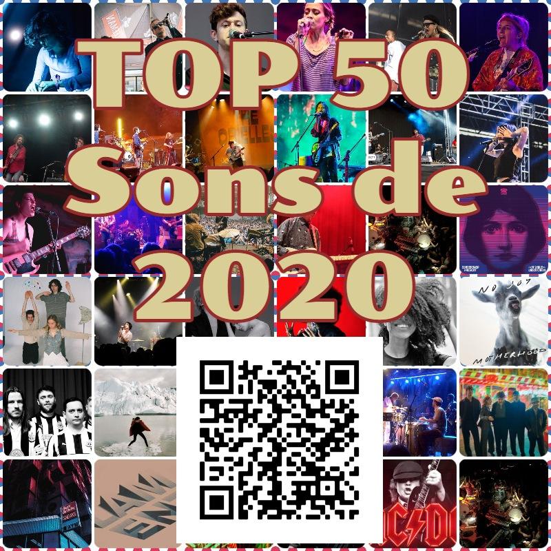 Playlist Spotify - Canções 2020 Top