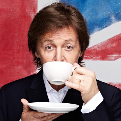 Paul McCartney nas ruas de Nova York !