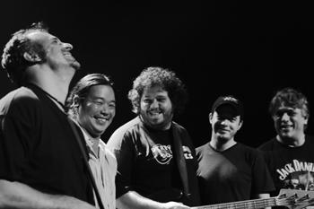 O rock/blues da banda Saco de Ratos nessa Quinta em 2 apresentações (01/Jul)