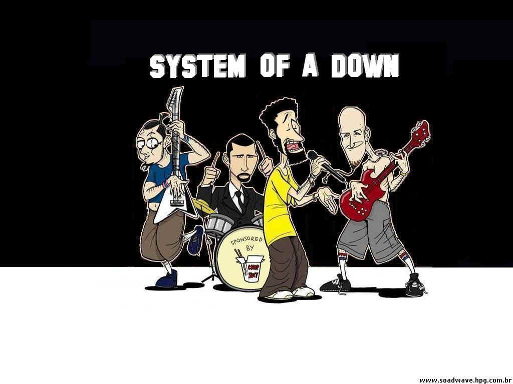 System Of A Forever