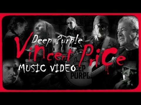 """Deep Purple apresenta o clipe de """"Vicent Price"""""""