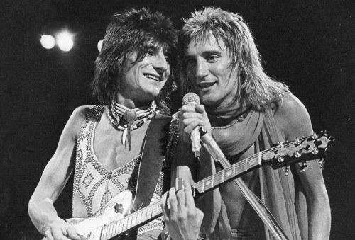 The Faces vão se reunir após fim do tour dos Rolling Stones