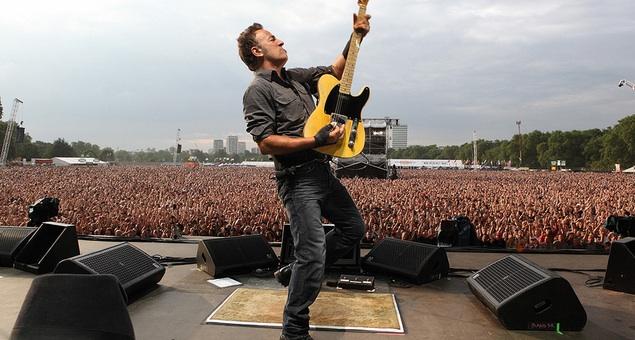 Bruce Springsteen volta aos Dias de Glória em Tour na América do Sul