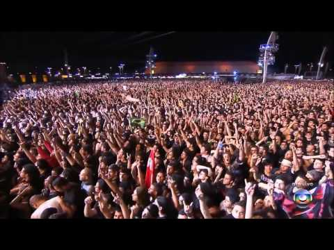 Metallica no RiR 2013