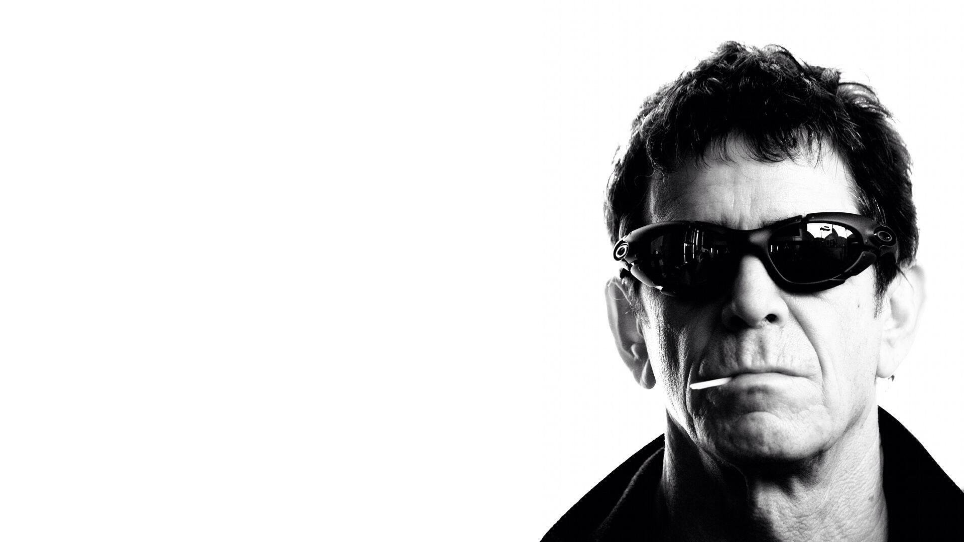 Lou Reed disse tudo e ainda salvou o Rock