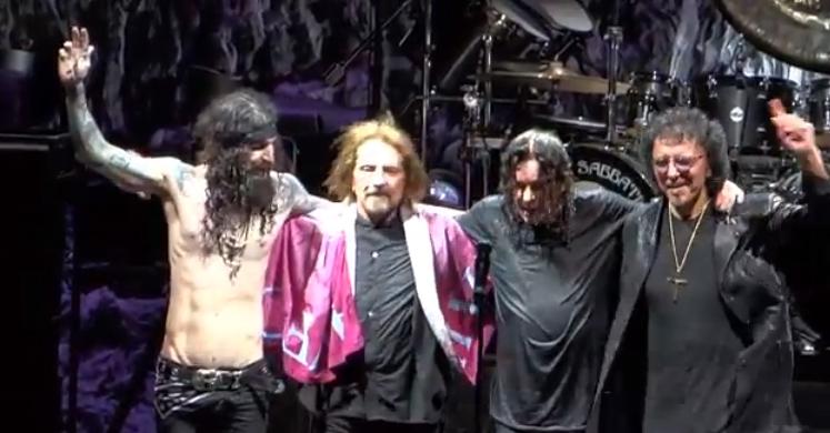 Black Sabbath em São Paulo: O último show de Rock
