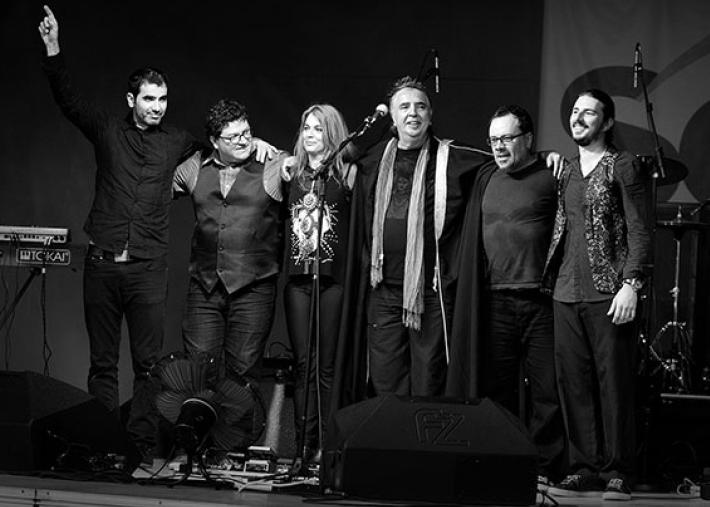 Os Mutantes no Show Great Hits agitam o verão 2014 da Pauliceia
