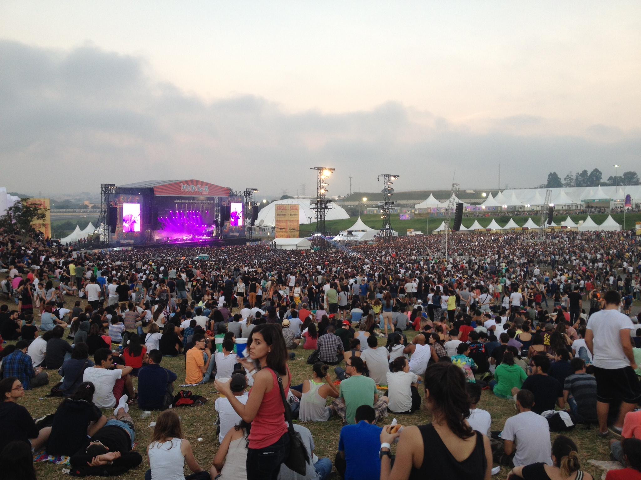 Lollapalooza 2014 – e os Hipsters mataram o Indie Rock…