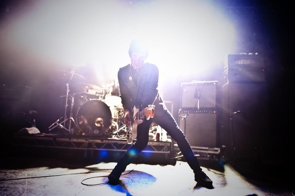 Johnny Marr vem brilhar no Cultura Inglesa Festival 2015 (Atualizado)