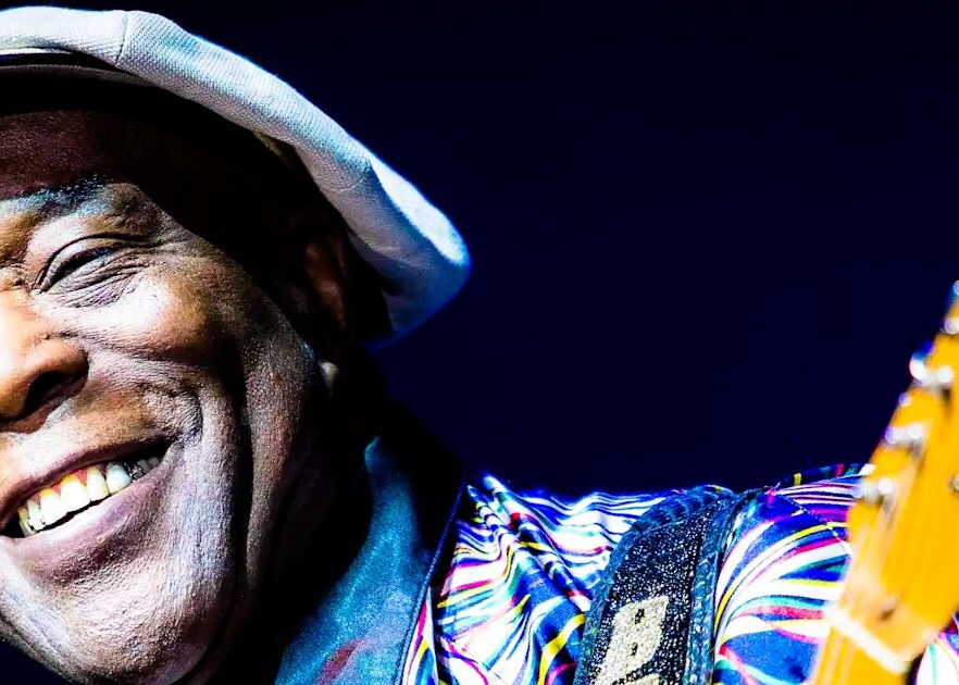 Best of Blues Festival com Buddy Guy, Jeff Beck e Aloe Blacc em Sampa – Mai/14