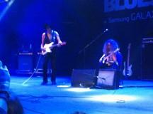 Banda de Jeff Beck em SP