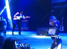 A incrível banda de Jeff Beck