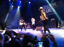 Jeff Beck band 2014