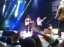Jeff Beck em Sampa